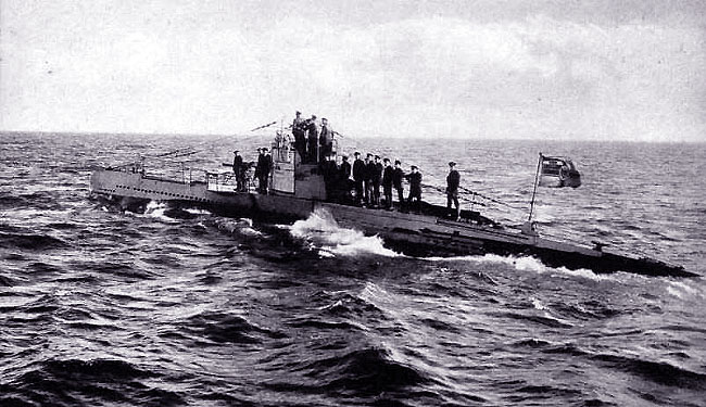UBOAT du type du UB18